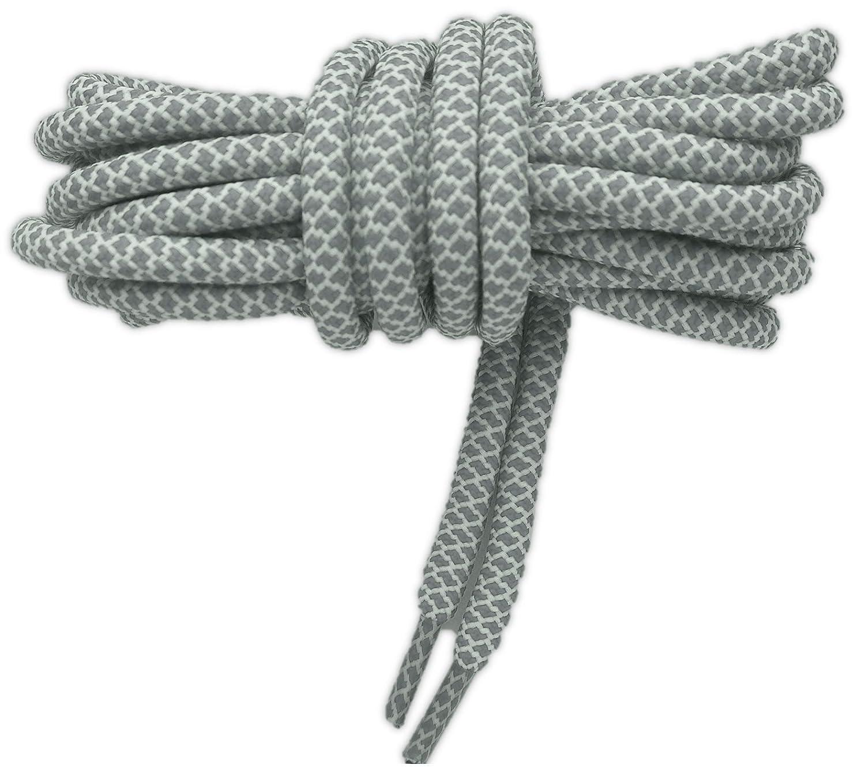 para zapatos #3 100cm 1 par de cordones el/ásticos de acero inoxidable con hebilla para deportes sin atar