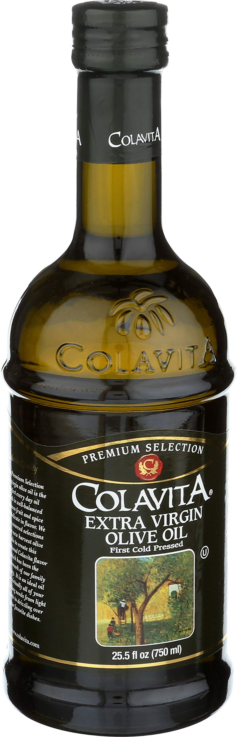 Colavita Extra Virgin Olive Oil Special, 25.5 Ounce (Pack of 2) by Colavita (Image #6)