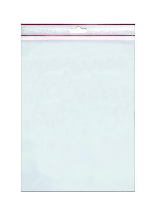 Minigrip itm023006 cartón de 1000 bolsas plástico Zip con ...