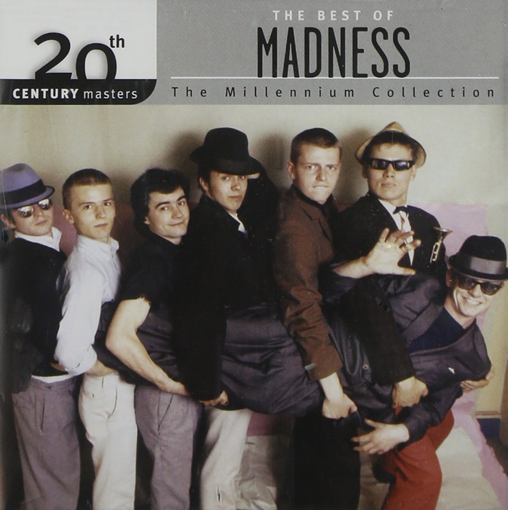 The Best of Madness: 20th Century Masters - The Millennium Collection by CD