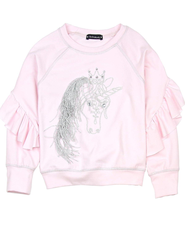 Sizes 4-10 Kate Mack Girls Unicorn Dreams Sweatshirt
