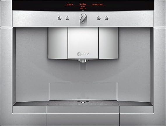 Neff C77V60N2 - Cafetera (Incorporado, Acero inoxidable, Acero ...