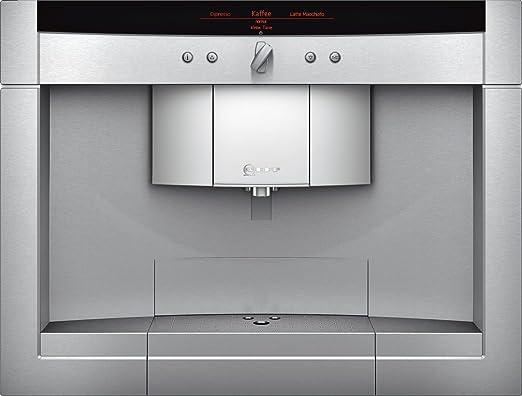 Neff C77V60N2 - Cafetera (Incorporado, Acero inoxidable ...
