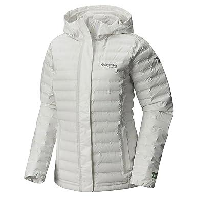 f2fbfa1cb Amazon.com: Columbia Women's OutDry Ex Eco Down Jacket Xlarge White ...