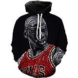 3D Jordan Hoodies Sweatshirt Crewneck Hoodie Casual Men Sportswear Tracksuit