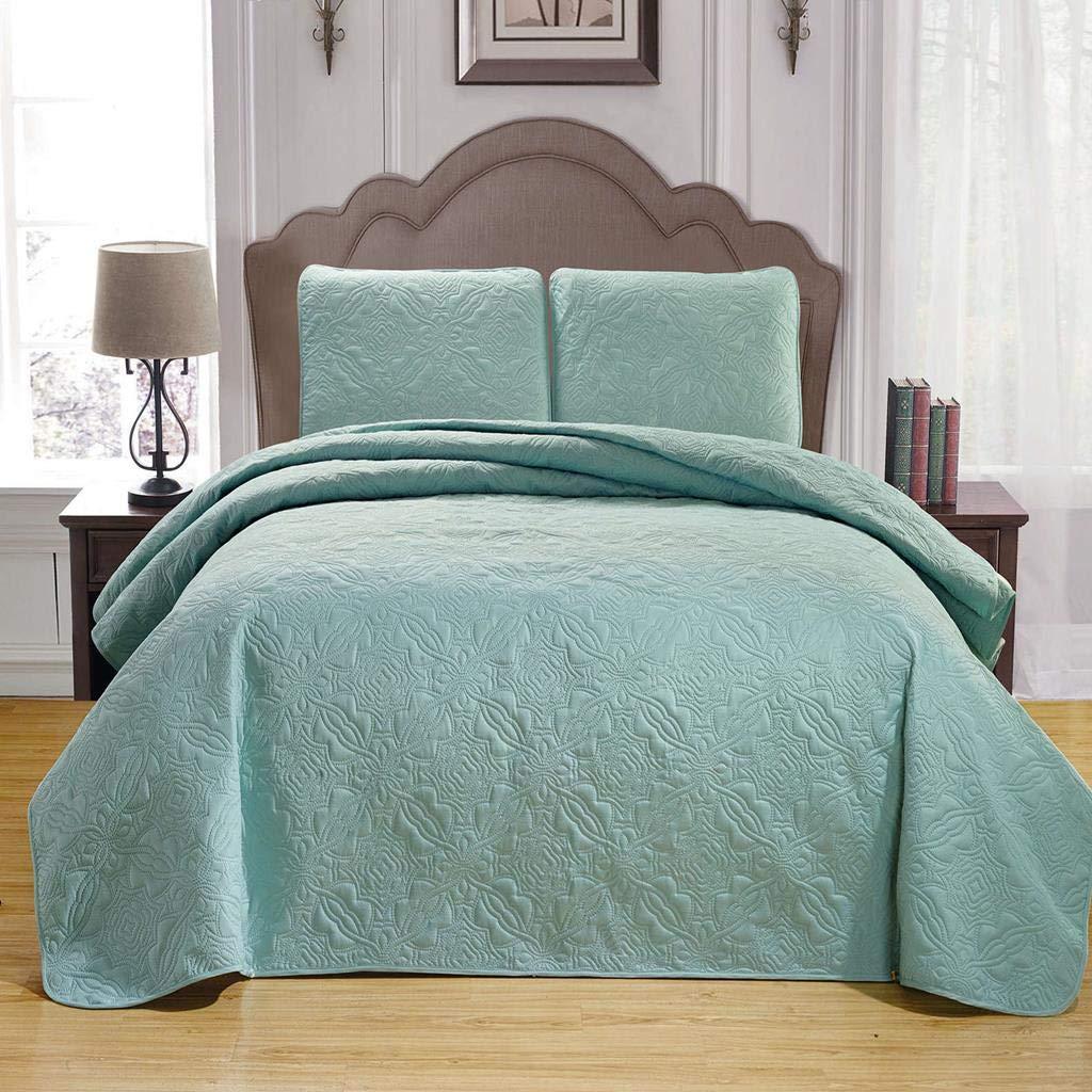 Duck川Textiles Carlotta 5 Pieceベッドスプレッドセット、フル/クイーン B078HFT4QQ
