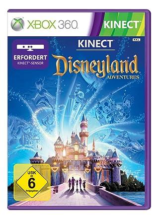 Microsoft Disneyland Adventures F Kinect Xbox 360 Deu Juego