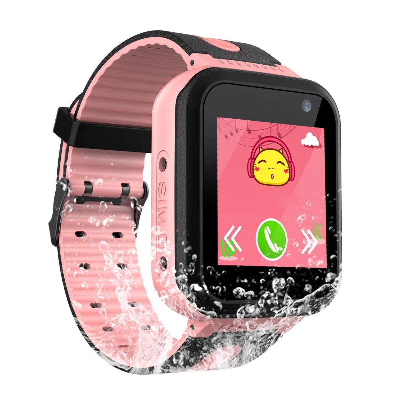 Amazon.com: Waterproof Kids Smart Watch for Girls Boys ...