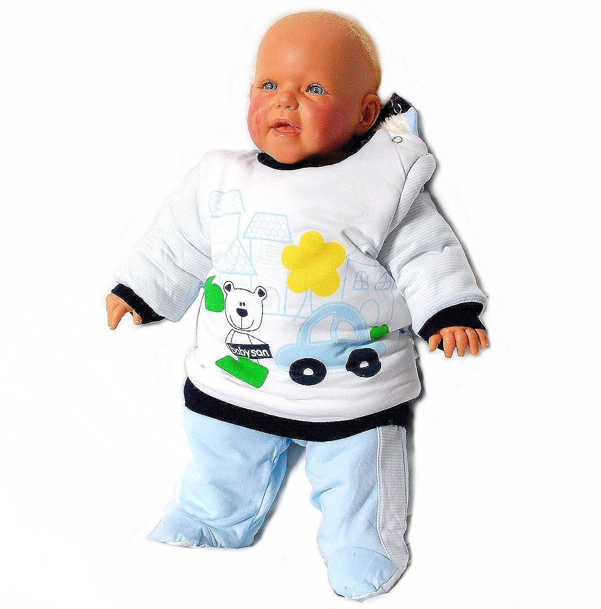 Baby Winter Bekleidungsset 2 tlg aus Hose und Oberteil Tomas