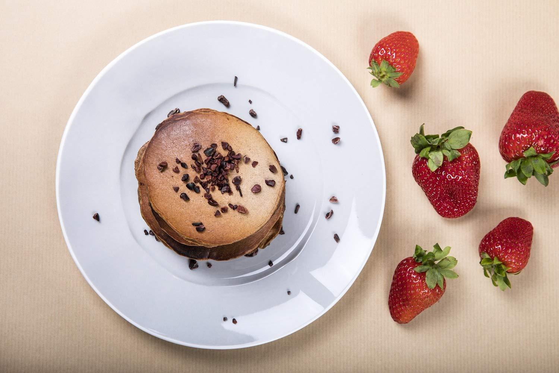 Grancake - Mezcla de panqueques saludables, mezcla de donuts y mezcla de waffles | Comida real, proteína Sorce, alto contenido de fibra, sin azúcar refinada ...