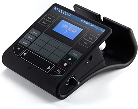 side facing tc electronic voice live touch 2