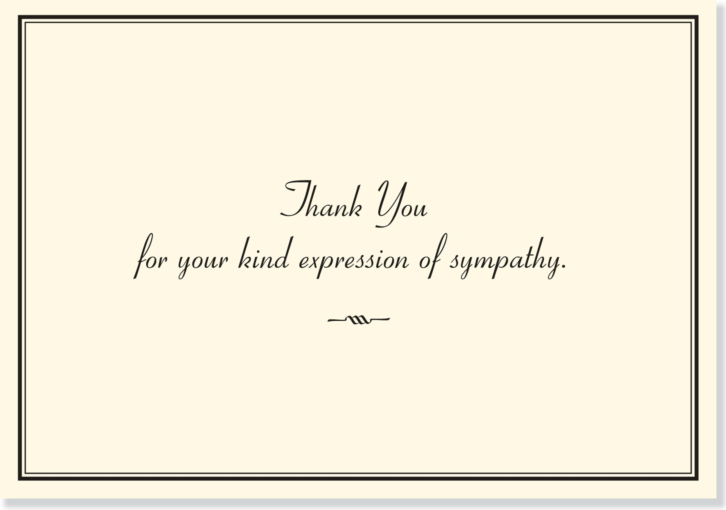 Thank you for sympathy etamemibawa thank you for sympathy izmirmasajfo Images