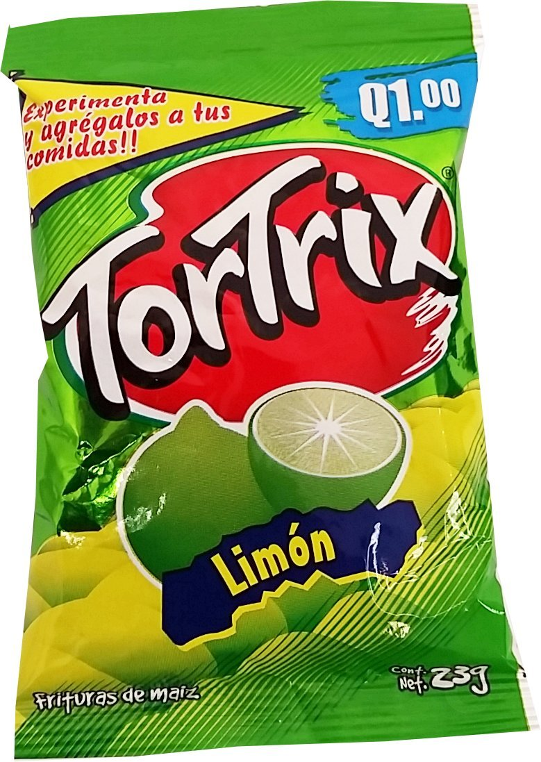 Amazon.com : Tortrix Lemon 0.88 oz (Pack of 12) - Limon (Pack of 6) : Grocery & Gourmet Food