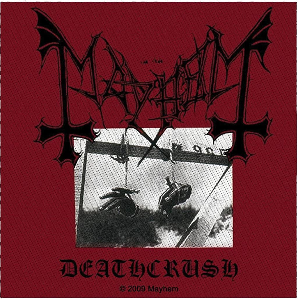 Patch Mayhem Deathcrush