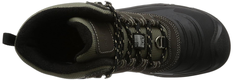 Keen Men's Durand Polar Shell WP Mid Calf Boots Keen Adults - US SHOES 1015433