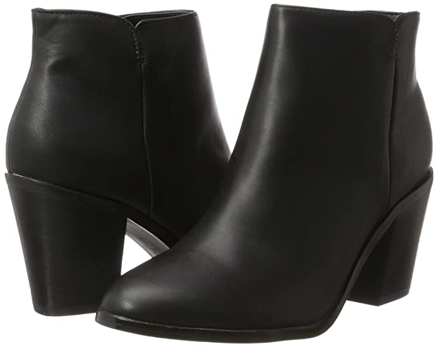 Zapatos Boot Mujer Pieces Black Y Botines Para es Pspera Amazon pqwZ58