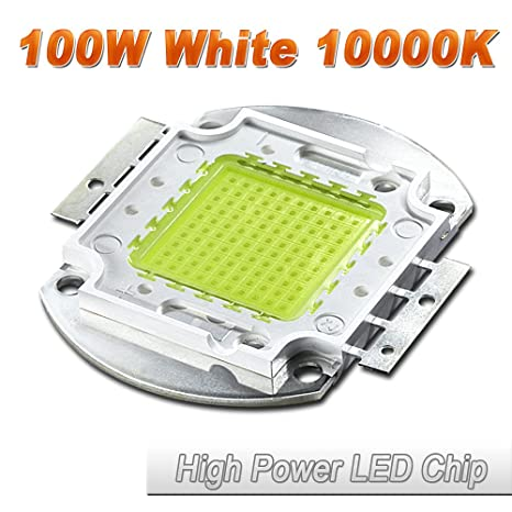 Led Bulbs & Tubes 100w High Power Integrated Led Lamp Chips Smd Bulb For Floodlight Spot Light Warm White Various Styles Lights & Lighting