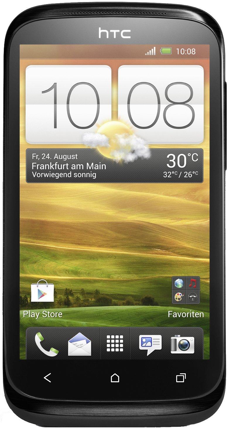 Comparer HTC DESIREX NOIR 4GO
