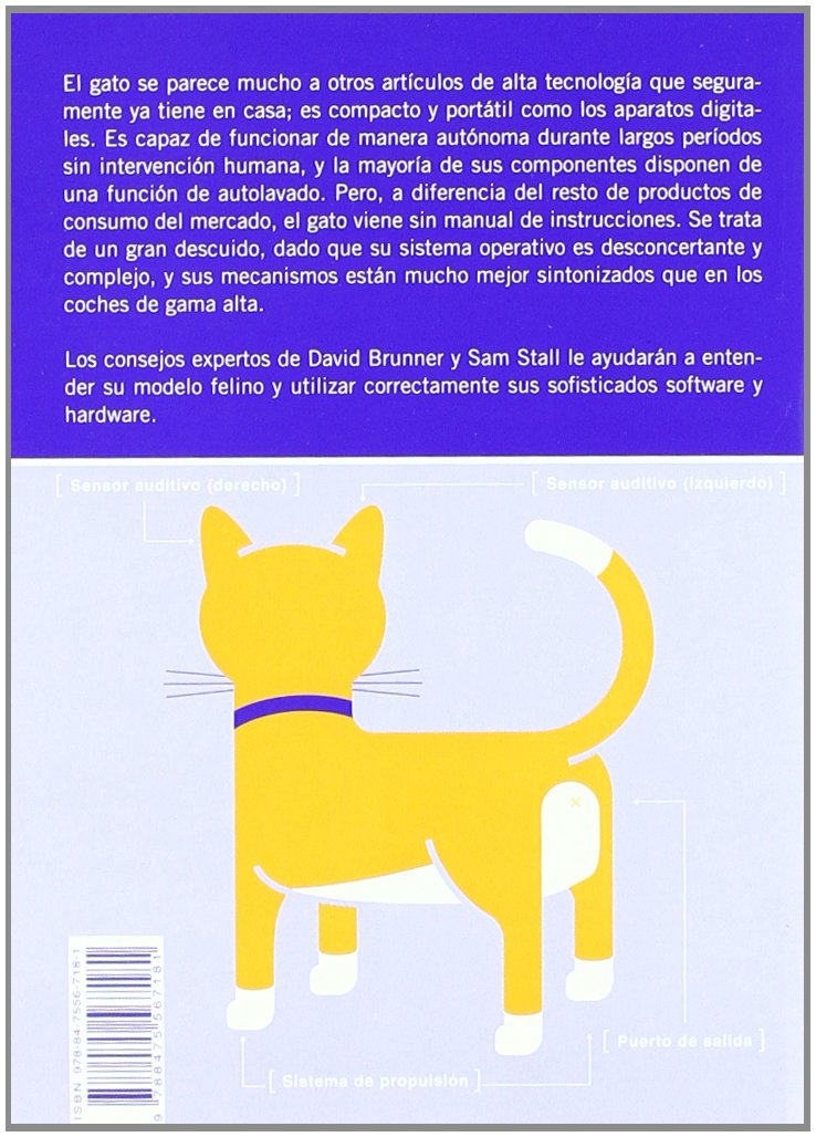 Gatos, manual de usuario: David Brunner, Sam Stall: 9788475567181: Amazon.com: Books
