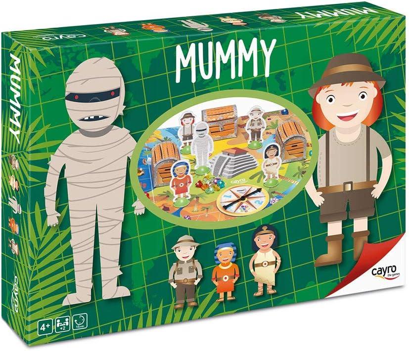 Cayro - Mummy - Juego de razonamiento y habilidades matemáticas ...