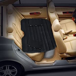 Car Inflation Bed, Multifunctional Air Bed, Extra Thick Travel Air Mattress