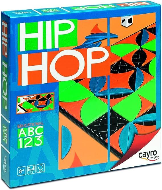 Cayro - Hip Hop - Juego de razonamiento y estrategia - juego de ...