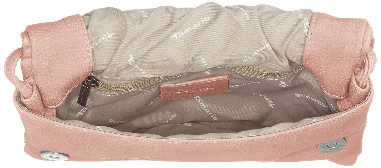 Tamaris Damen Louise Crossbody Bag S Umhängetasche, 1x12x23 cm