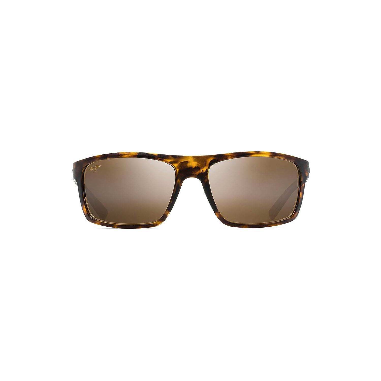結婚祝い Maui Jim BYRON Maui BAY Polarized Wrap Sunglasses メンズ用 h746-10m サングラス マウイジム 偏光レンズ レディース メンズ用 サングラス [並行輸入品] B0719CVWTF, モアナ ハワイアンジュエリー:bc444689 --- vilazh.indexis.ru