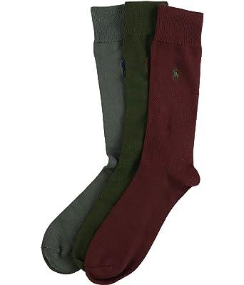 Polo Ralph Lauren Men s 3 Pack Super-Soft Dress Socks 83ed610a23c5