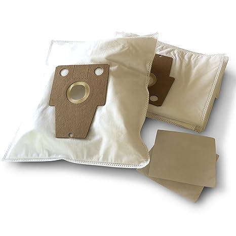 10 bolsas para aspiradoras Bosch BSG Professional Home Pro ...