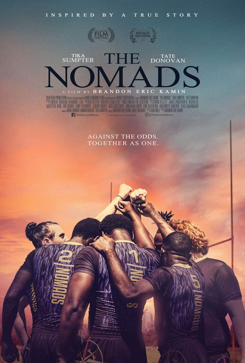 printdesign The Nomads Imdb - Movie Poster Wall Decor Cartel ...