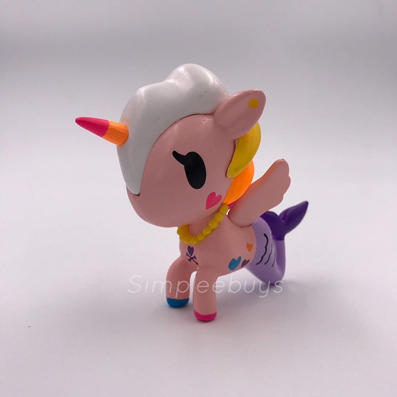 Tokidoki mermicorno Series 2 3-inch Vinyl Figure-Fantasma