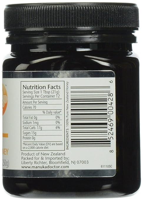 Amazon.com: Manuka Doctor Bio Active Honey, 20 Plus, 8.75 Ounce: Prime Pantry