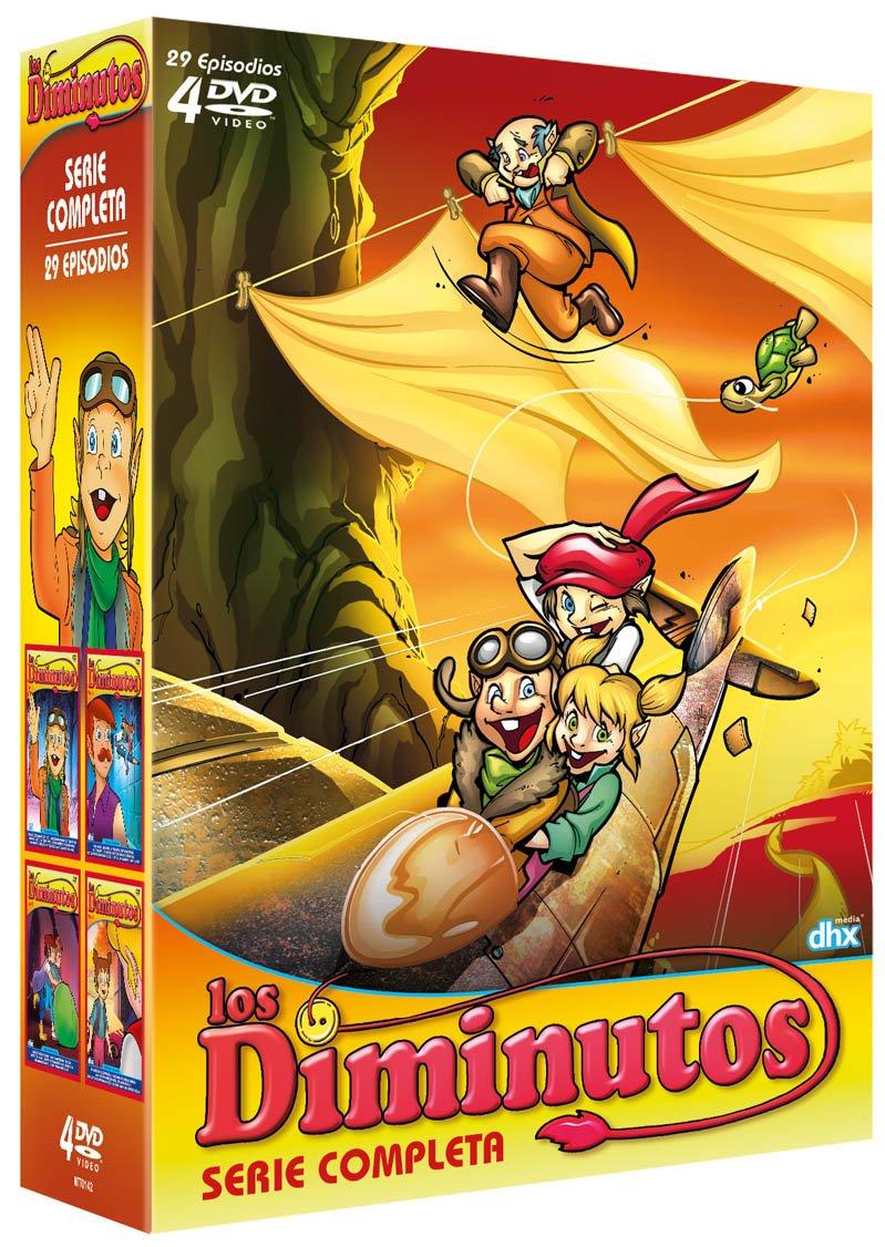 Pack Los Diminutos The Littles - Serie Completa 1983 - 1986 DVD ...