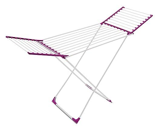 95 opinioni per Meliconi Lock Classic 22 M Violet- Stendibiancheria 22 m In Accioaio Resinato