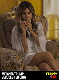 Melania Trump Seduces Ted Cruz 2016