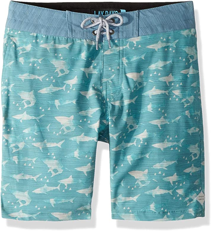 Rip Curl Mens Single Fin Lay Day Boardshort