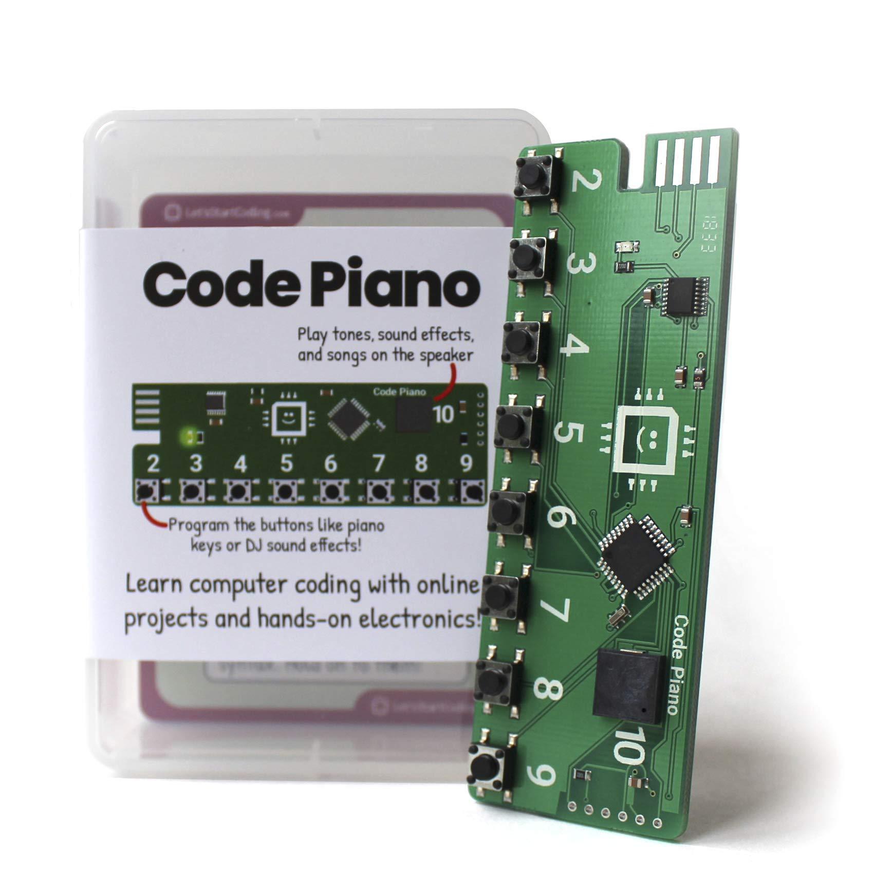 Bundle: Ultimate Kit + Car + Rocket + Piano + Speaker | Coding Kits for Kids 8-13 | Bundle and Save! by Let's Start Coding (Image #2)