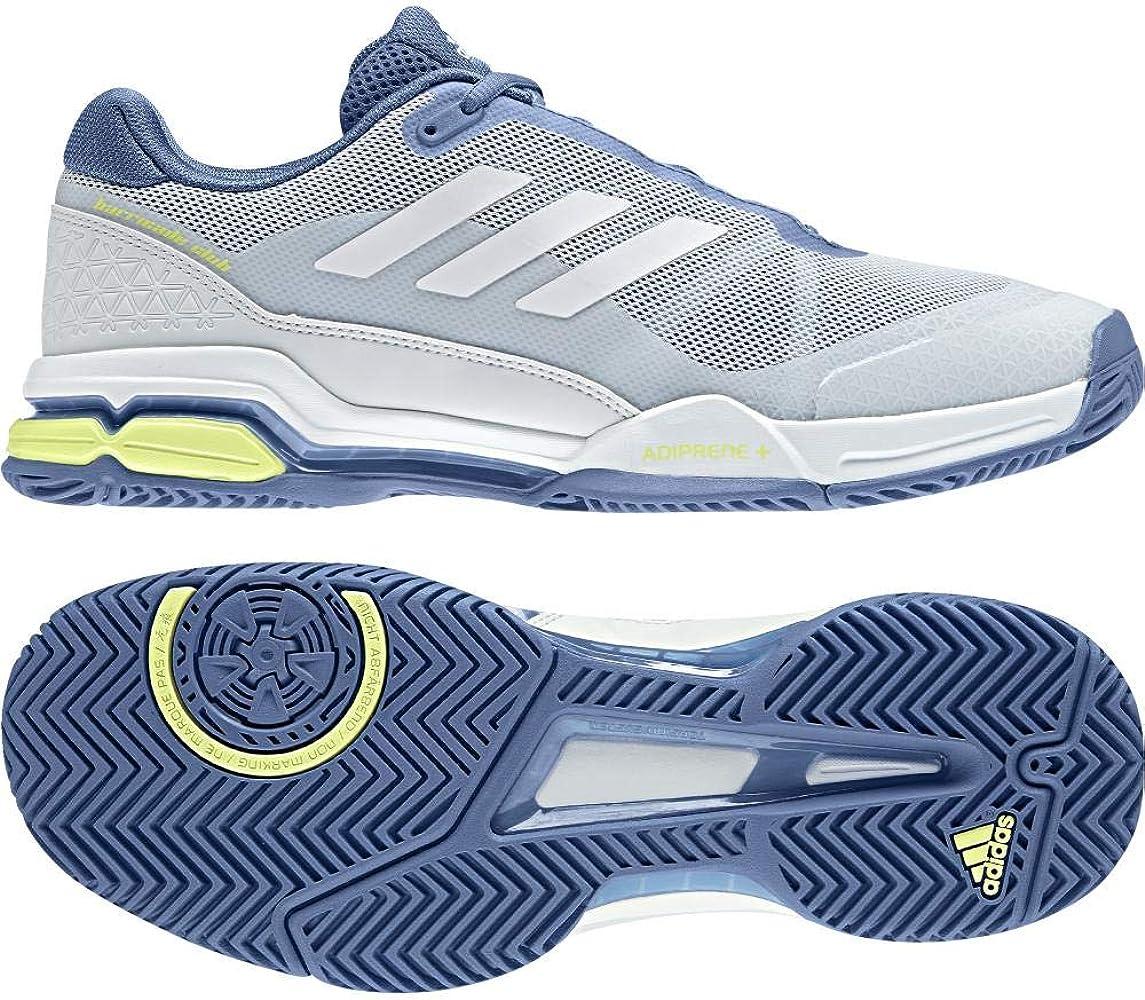 Adidas Barricade Club, Zapatillas de Soft Tenis para Niños, Azul ...