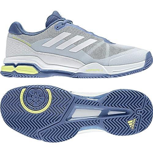 Adidas Barricade Club, Zapatillas de Soft Tenis para Hombre, Azul (Azretr/Ftwbla/Seamhe 000), 49 1/3 EU