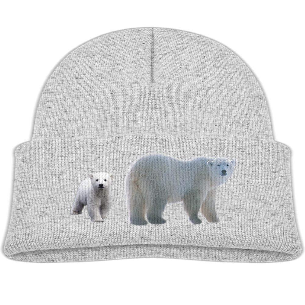 Amazon.com  Polar Bear Baby Boy Winter Warm Hat 037464a8f21