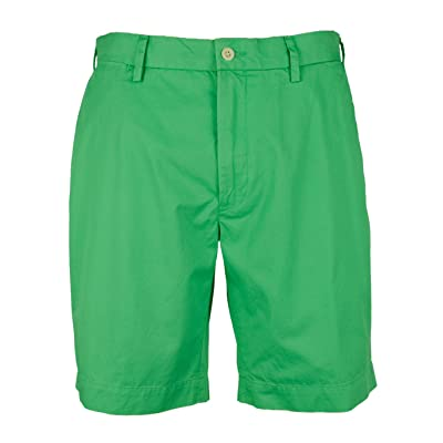 Polo Ralph Lauren Mens Twill Classic Fit Khaki, Chino Shorts at Amazon Men's Clothing store