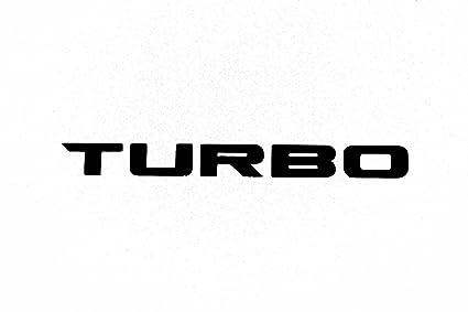 [ST#293] ZForce 2x BLACK Turbo for 16 2016 + Honda Civic Car