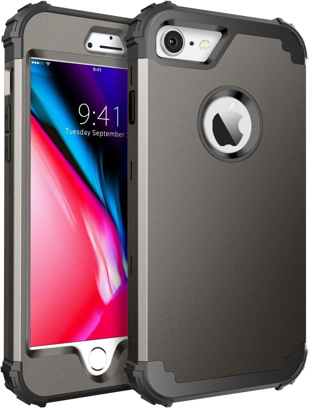 Funda protectora BENTOBEN para iPhone 8 /iPhone 7 4.7 -DGNB