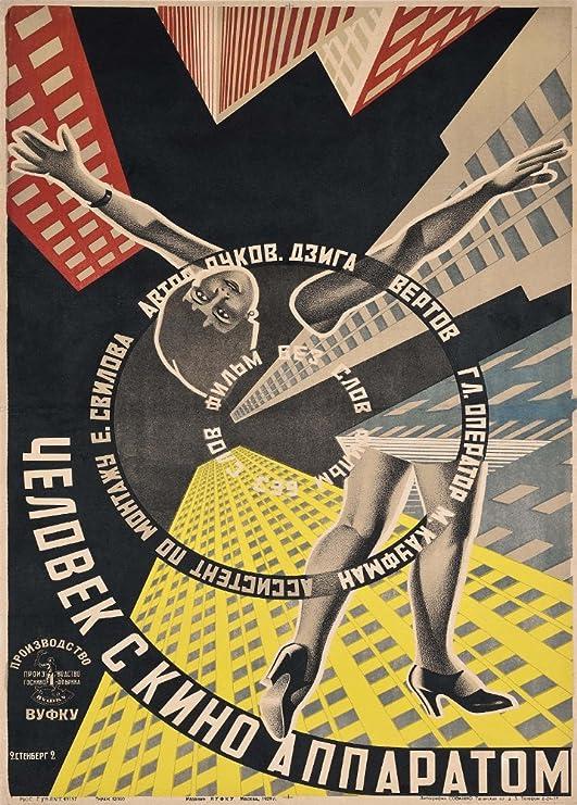 ALEXANDER RODCHENKO Poster lucido, formato A3, motivo ...