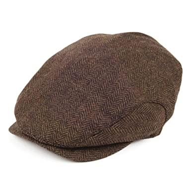 Jaxon Hats Square Bill Herringbone Ivy Cap at Amazon Men s Clothing ... c9b0f2cc978