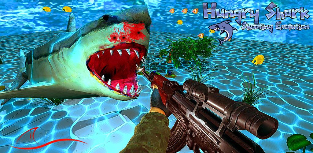 Review Hungry Shark Evolution Shooting