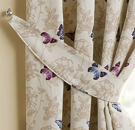 isabella pencil dunelm honoroak mauve home curtains the pleat main lined