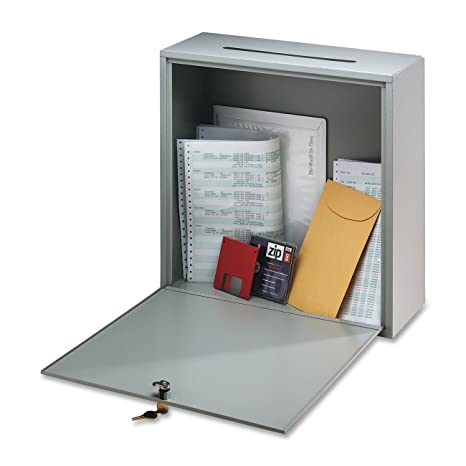 Buddy Products Inter Office Mailbox, Steel, Small, 3 X 10 X 12  Inter Office Communication Letter
