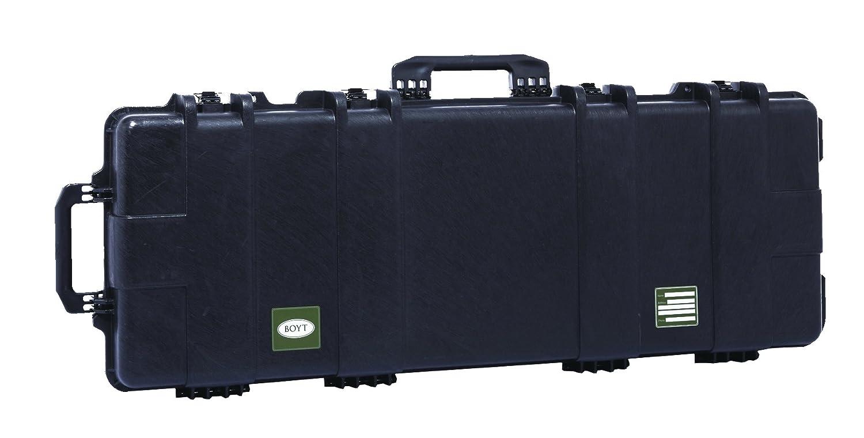 Boyt Hシリーズ 硬質タイプ トラベルケース ブラック B004AO4EYA   H44/TAC541コンボ、グリーンのソフトケース付き